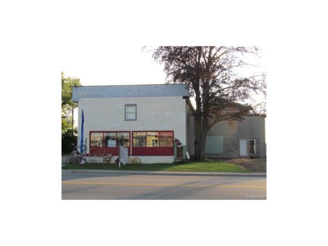 3370 Main Street, Marlette, MI 48453 (#216059784) :: RE/MAX Classic