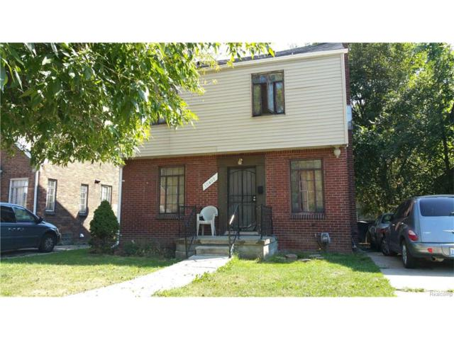 10400 Roxbury Street, Detroit, MI 48224 (MLS #216088745) :: The Toth Team
