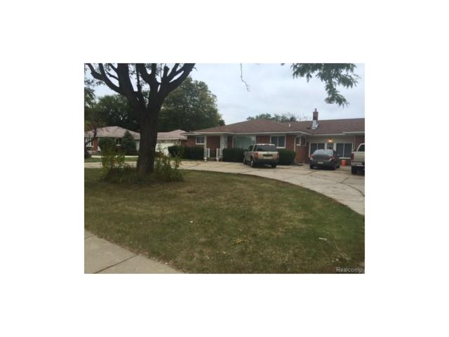 26705 Ford Road, Dearborn Heights, MI 48127 (#216091591) :: RE/MAX Classic