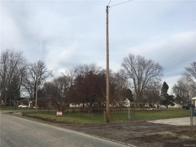 0 Maxwell Rd., CARLETON VLG, MI 48117 (#217001370) :: Duneske Real Estate Advisors