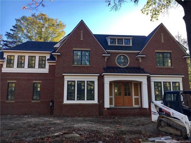 1298 Brookwood, Birmingham, MI 48009 (#217038656) :: The Buckley Jolley Real Estate Team