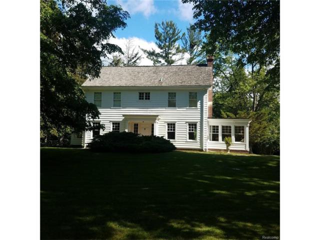 25300 W Thirteen Mile Road N, Franklin Vlg, MI 48025 (#217046661) :: Simon Thomas Homes