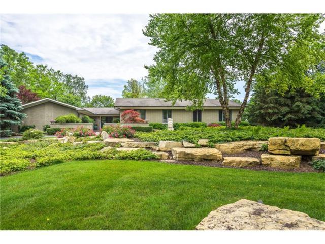 428 Wishbone Drive, Bloomfield Hills, MI 48304 (#217054106) :: Simon Thomas Homes