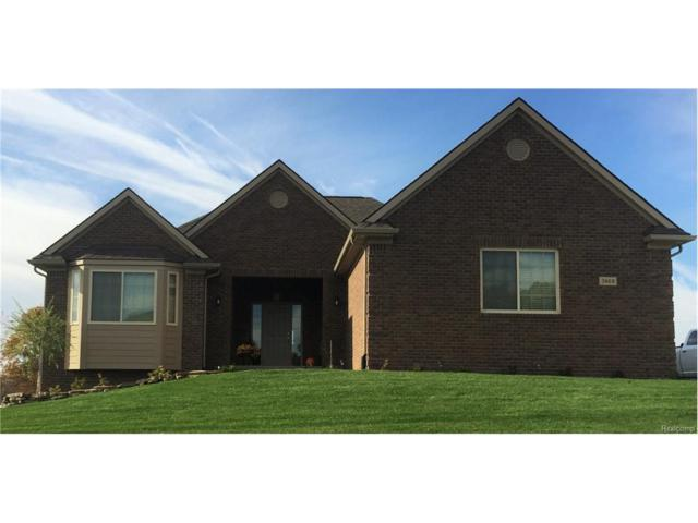 405 Golfside Drive, Oxford Twp, MI 48371 (#217059912) :: The Buckley Jolley Real Estate Team