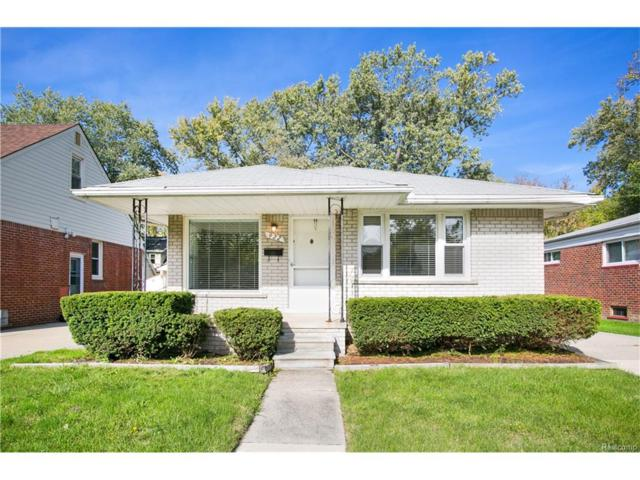 922 W Eleven Mile Road, Berkley, MI 48072 (#217061015) :: Simon Thomas Homes