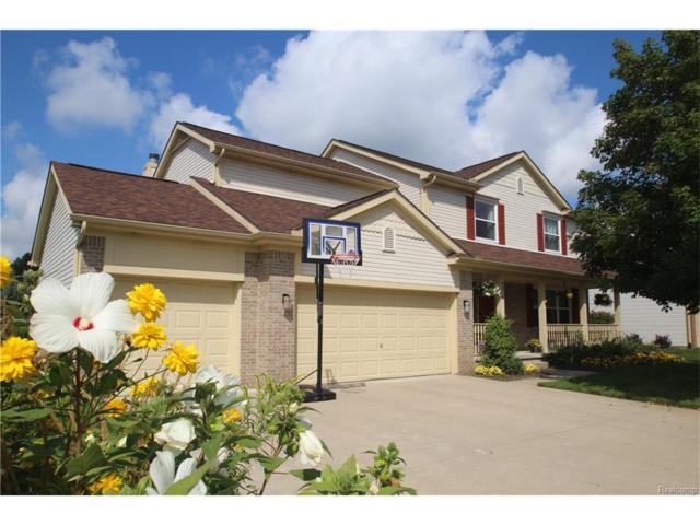 2313 Lorraina Lane, Hartland Twp, MI 48353 (#217067067) :: The Buckley Jolley Real Estate Team