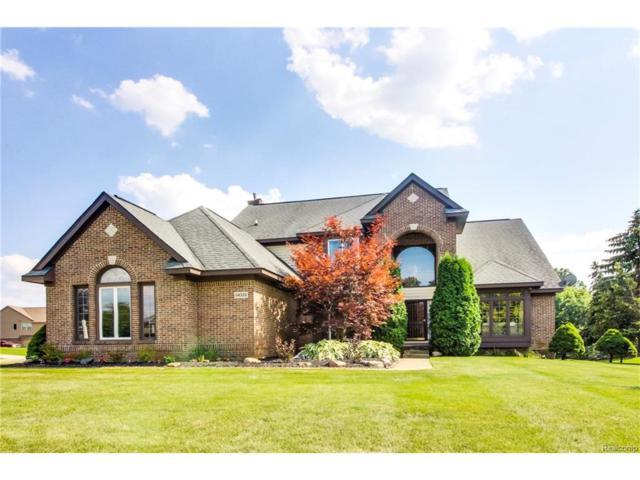 54335 Royal Troon Drive, Lyon Twp, MI 48178 (#217072199) :: The Buckley Jolley Real Estate Team