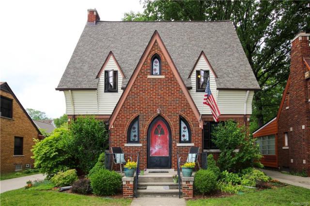 7 Amherst Road, Pleasant Ridge, MI 48069 (#217082610) :: RE/MAX Nexus