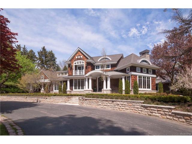 1910 Tiverton Road, Bloomfield Hills, MI 48304 (#217082836) :: RE/MAX Classic