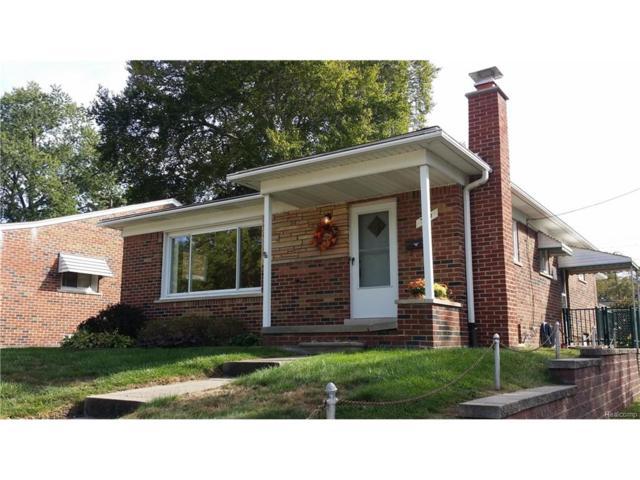 329 Leroy Avenue, Clawson, MI 48017 (#217086200) :: RE/MAX Vision