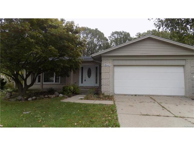 18143 Mulberry Street, Riverview, MI 48193 (MLS #217087247) :: The Toth Team