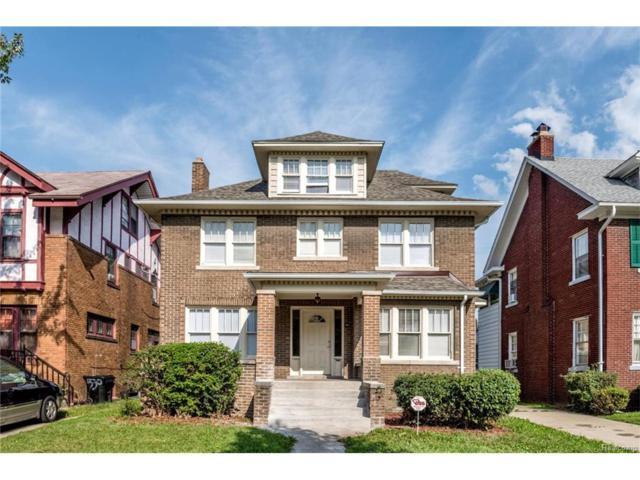 1520 Longfellow Street, Detroit, MI 48206 (#217088801) :: Metro Detroit Realty Team | eXp Realty LLC