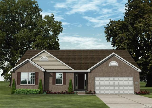 49085 Mustang Drive, Macomb Twp, MI 48042 (#217092280) :: Duneske Real Estate Advisors