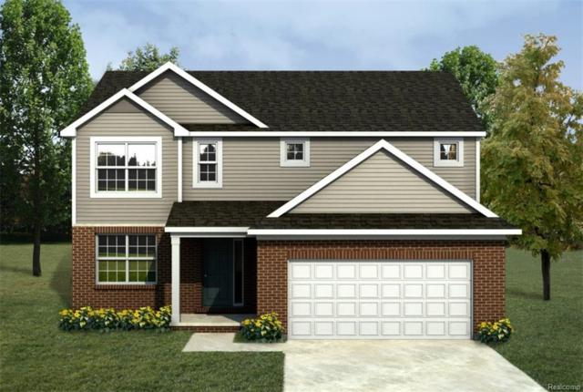 49301 Mustang Drive, Macomb Twp, MI 48042 (#217092288) :: Duneske Real Estate Advisors