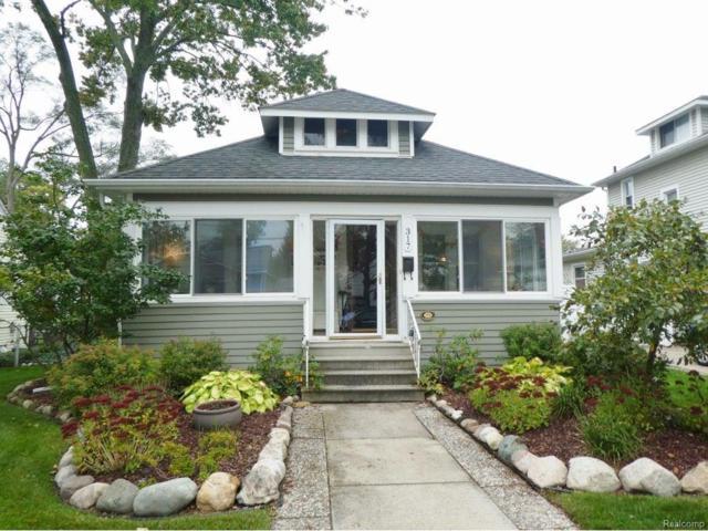 317 Wilcox Street, Rochester, MI 48307 (#217092918) :: Simon Thomas Homes