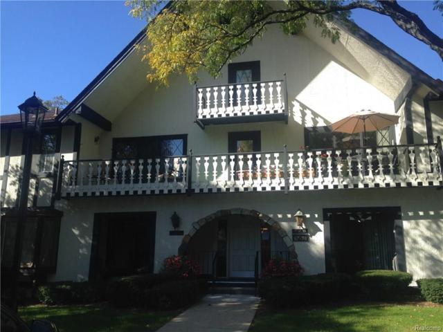 42160 Woodward Avenue #72, Bloomfield Twp, MI 48304 (#217094240) :: Simon Thomas Homes