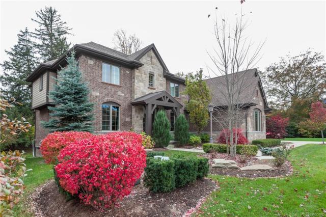 10 Cranbrook Lane, Bloomfield Hills, MI 48304 (#217100867) :: Simon Thomas Homes