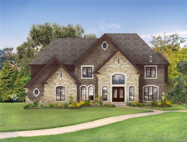 70 N Berkshire Road, Bloomfield Twp, MI 48302 (#217109517) :: Simon Thomas Homes