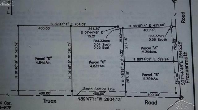 1 Frankenmuth Rd, Vassar Twp, MI 48768 (#61031292729) :: GK Real Estate Team