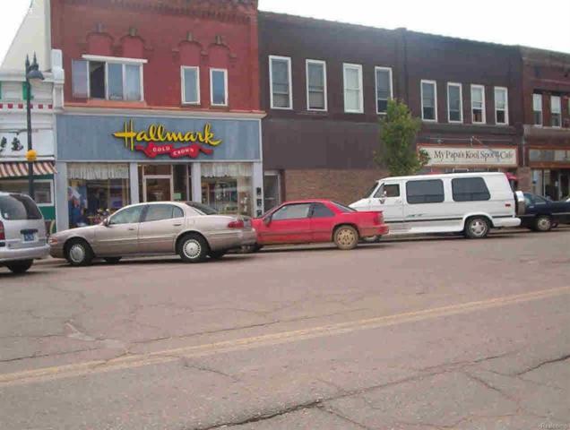 119 N Saginaw, Durand, MI 48429 (#5002307208) :: Duneske Real Estate Advisors