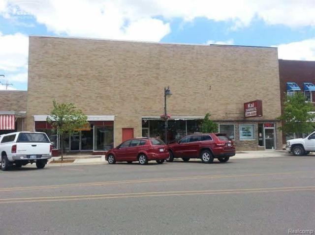 122 N Saginaw Street, Durand, MI 48429 (#5021218101) :: GK Real Estate Team