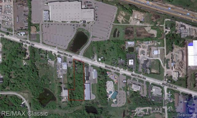 46045 Grand River, Novi, MI 48374 (#217008465) :: Duneske Real Estate Advisors