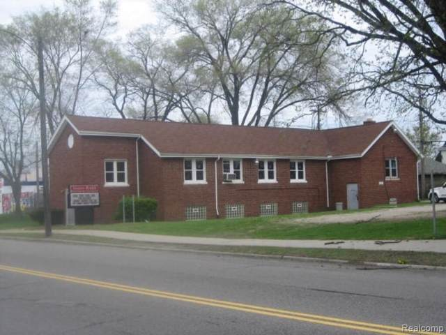 20520 Wyoming, Detroit, MI 48221 (#217036157) :: The Alex Nugent Team | Real Estate One
