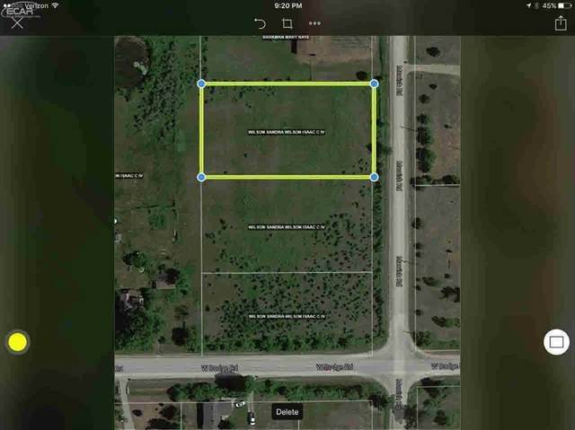 10047 Morrish Rd Road, Montrose Twp, MI 48457 (#5021300717) :: Real Estate For A CAUSE