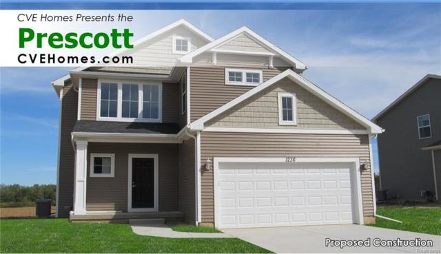 3802 Rolling Hills Drive, Holly Twp, MI 48842 (MLS #217052814) :: The Toth Team