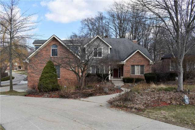 28690 Wintergreen Court, Farmington Hills, MI 48331 (#217064026) :: RE/MAX Classic