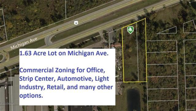 44927 Michigan Avenue, Canton Twp, MI 48188 (MLS #217080204) :: The Toth Team