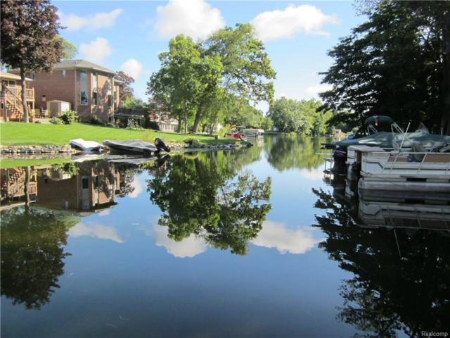 6020 Waterfront Drive, Waterford Twp, MI 48329 (MLS #217080409) :: The Toth Team