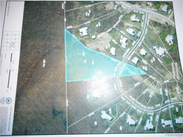 3324 Woodhill Circle, Superior Twp, MI 48198 (MLS #217088746) :: The Toth Team