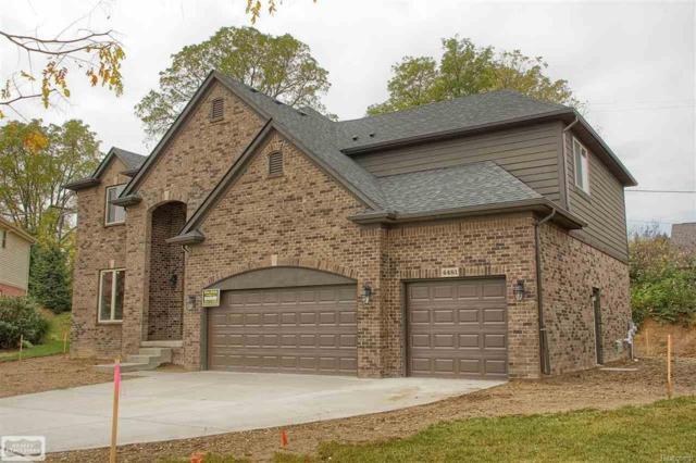 4481 Cedarhill Court, Auburn Hills, MI 48326 (MLS #58031332874) :: The Toth Team