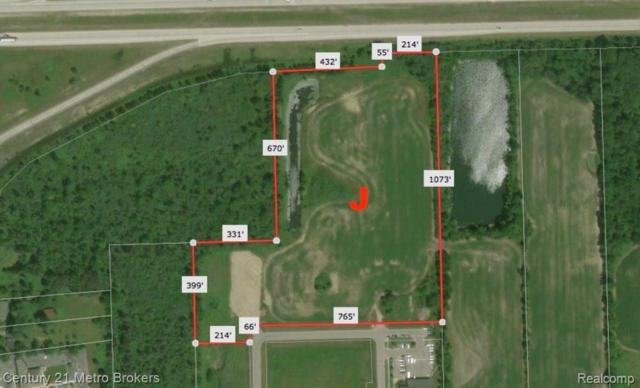 0 Cal - Parcel J Drive, Davison Twp, MI 48423 (#217094961) :: The Buckley Jolley Real Estate Team