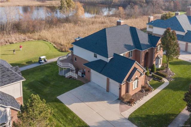 3129 Ivy Hill Drive, Commerce Twp, MI 48382 (#217099527) :: RE/MAX Vision
