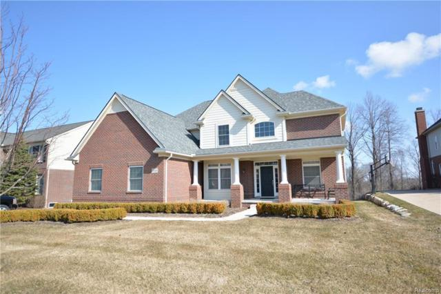 15549 Prestwick Court, Northville, MI 48168 (MLS #217102272) :: The Toth Team