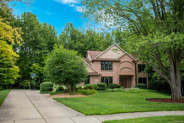 3520 Breezy Point Drive, Meridian Charter Twp, MI 48864 (MLS #630000218041) :: The Toth Team