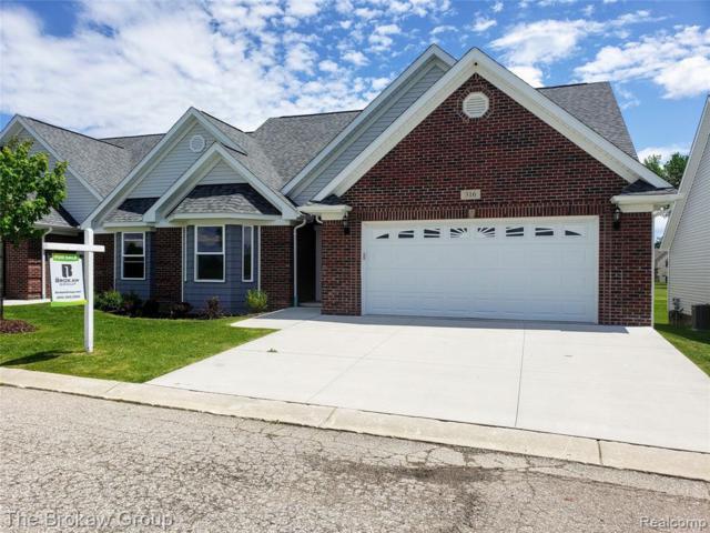 316 Devonshire Drive, Lapeer, MI 48446 (#217108899) :: The Buckley Jolley Real Estate Team
