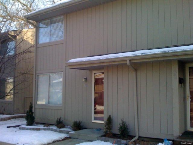 616 Rickett Road #126, Brighton, MI 48116 (#217109847) :: RE/MAX Classic