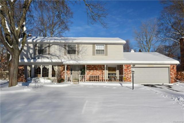 5588 Northcote, West Bloomfield Twp, MI 48322 (#217109917) :: RE/MAX Classic