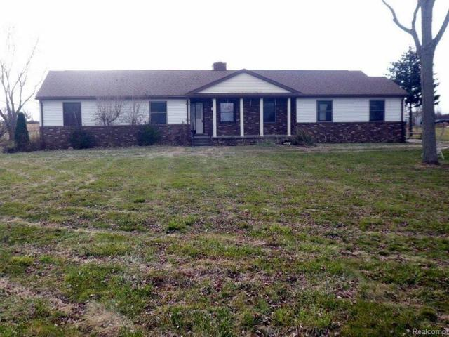 11231 W Corunna Road, Clayton Twp, MI 48449 (#5030071621) :: RE/MAX Classic
