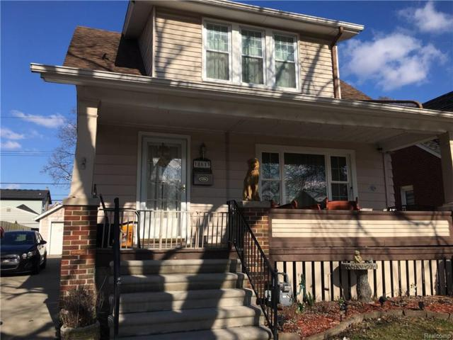 18613 Reed Street, Melvindale, MI 48122 (#217111991) :: RE/MAX Classic