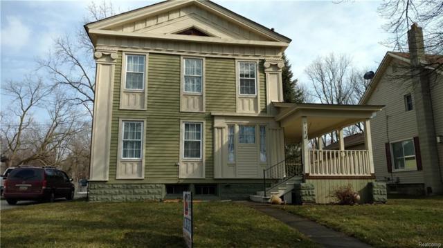 333 E Saint Clair Street, Almont Vlg, MI 48003 (#218000330) :: Duneske Real Estate Advisors