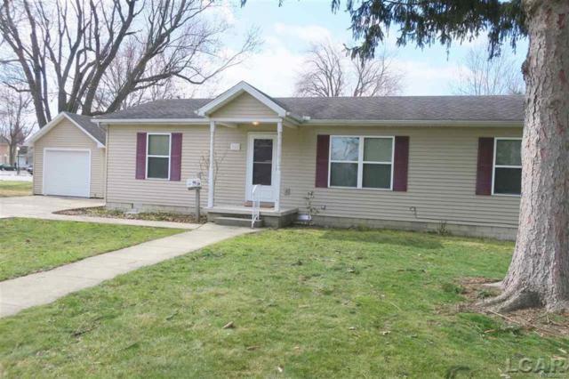 509 Worth, Blissfield, MI 49228 (#56031337568) :: Duneske Real Estate Advisors