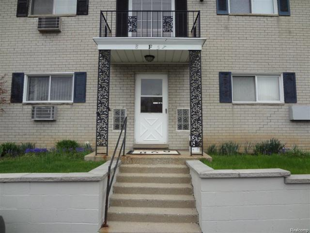 100 W Hickory Grove - F-3 Road F3, Bloomfield Twp, MI 48304 (#218001568) :: Duneske Real Estate Advisors