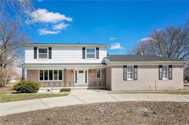 3536 Finch Drive, Troy, MI 48084 (#218001650) :: RE/MAX Vision