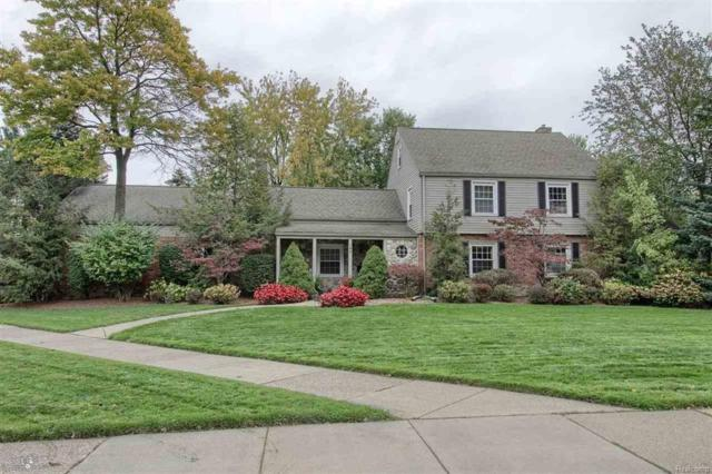 798 Pemberton, Grosse Pointe Park, MI 48230 (#58031338241) :: Duneske Real Estate Advisors