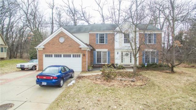 3350 Park Forest Drive, West Bloomfield Twp, MI 48324 (MLS #218003933) :: The Toth Team