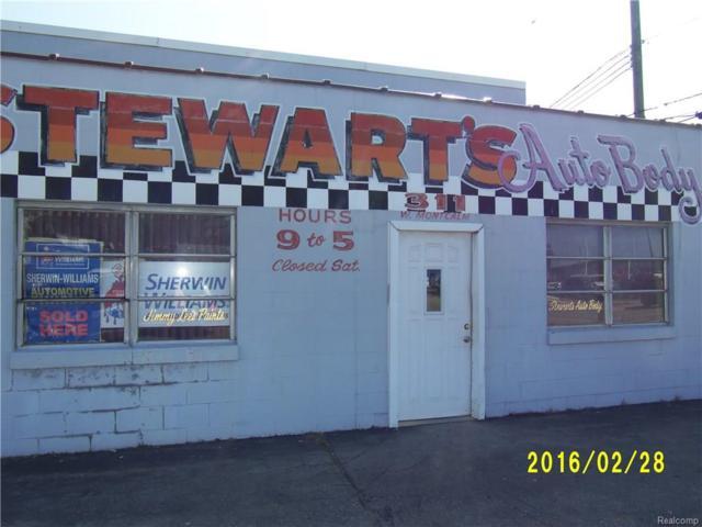 311 W Montcalm Street, Pontiac, MI 48342 (#218004973) :: RE/MAX Classic